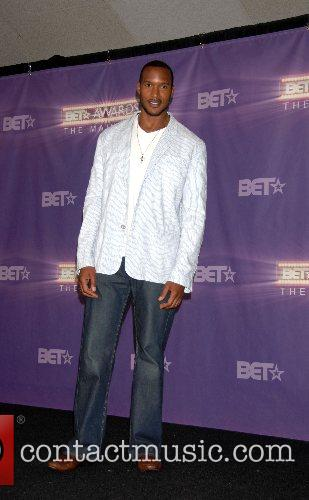 Henry Simmons B.E.T.Awards 2007 held at The Shrine...