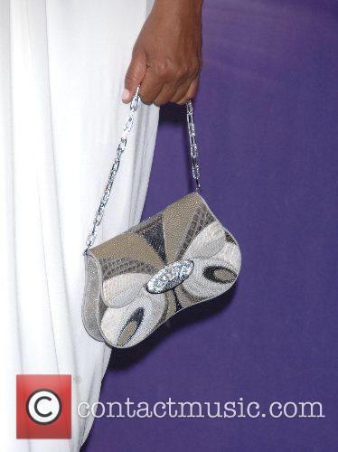 Queen Latifa B.E.T.Awards 2007 held at The Shrine...