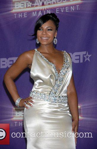 Ashanti B.E.T.Awards 2007 held at The Shrine -...