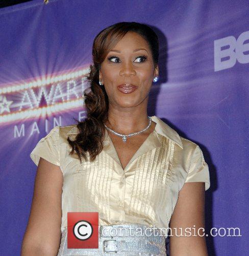 Yolanda Adams B.E.T.Awards 2007 held at The Shrine...