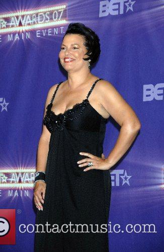 Debra Lee B.E.T.Awards 2007 held at The Shrine...