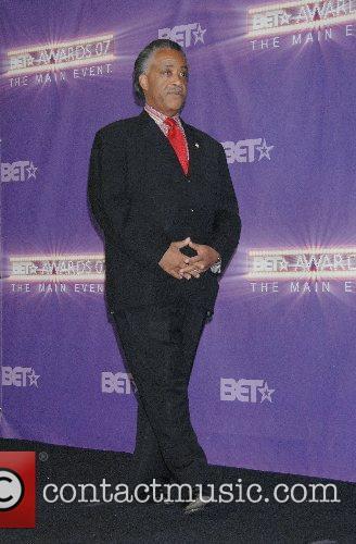 Rev. Al Sharpton B.E.T.Awards 2007 held at The...