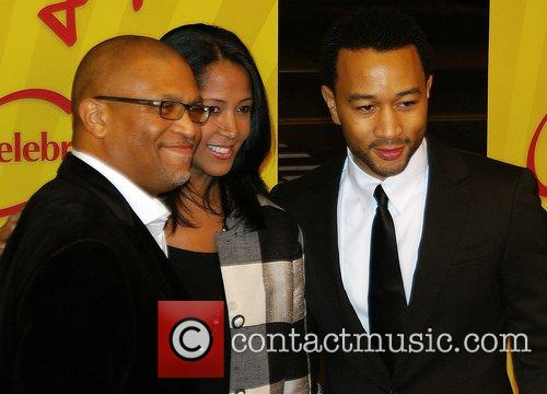 Reginald Hudlin and And John Legend