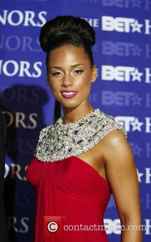 Alicia Keys '2008 BET Honors' held at The...