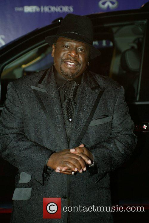 Cedric The Entertainer 2008 BET Honors held at...