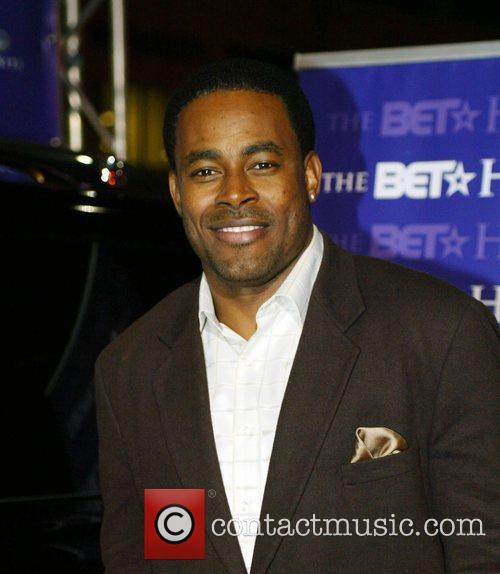 Hill Harper 2008 BET Honors held at The...