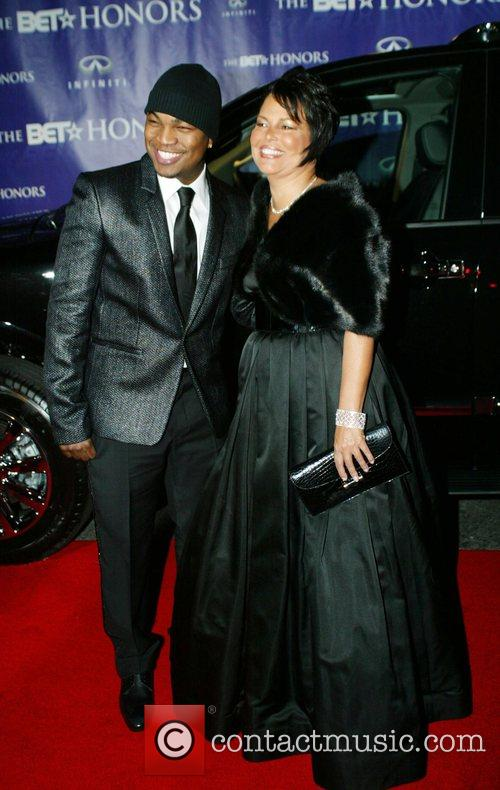 Ne-yo and Debra Lee 3