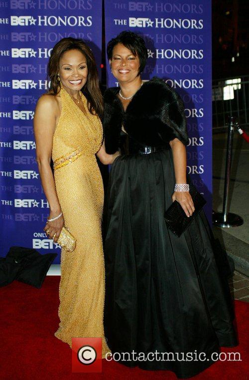 Guest and Debra Lee '2008 BET Honors' held...