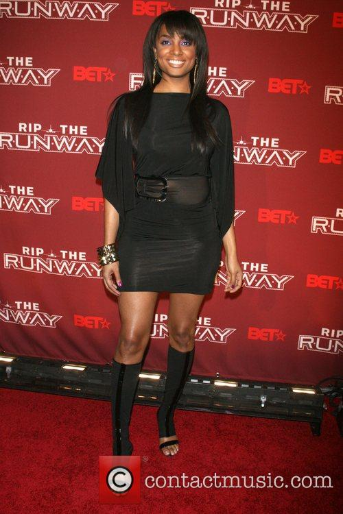 Alisha Renee BET 'Rip the Runway' at the...