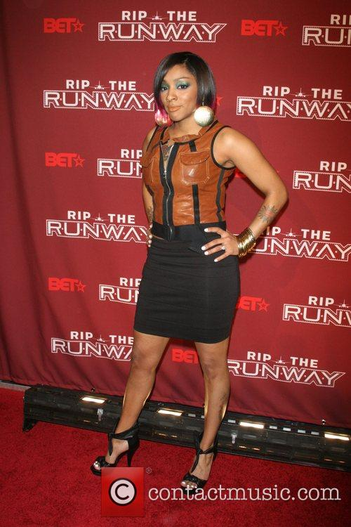 Cheri Dennis BET 'Rip the Runway' at the...