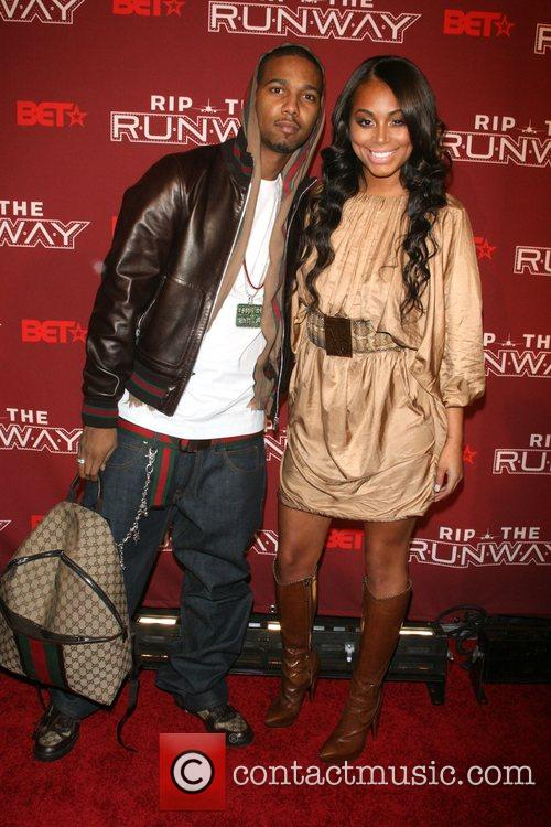 Juelz Santana and Lauren London BET 'Rip the...