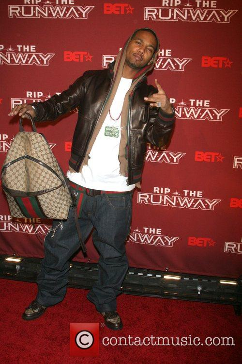 Juelz Santana BET 'Rip the Runway' at the...