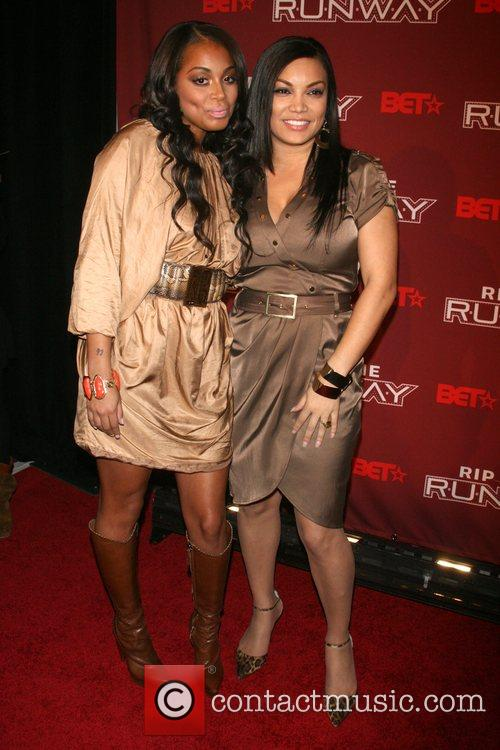 Lauren London and Egypt BET 'Rip the Runway'...