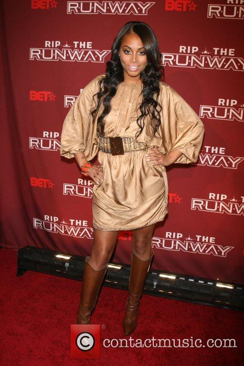 Lauren London BET 'Rip the Runway' at the...