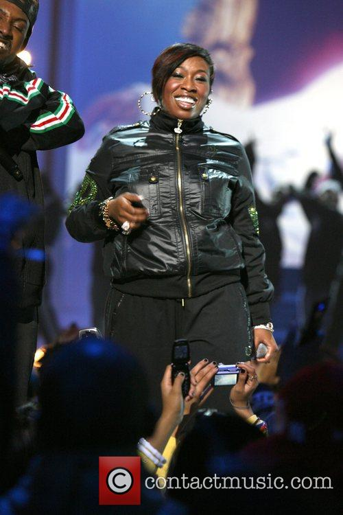 Missy Elliot BET 'Rip the Runway' at the...