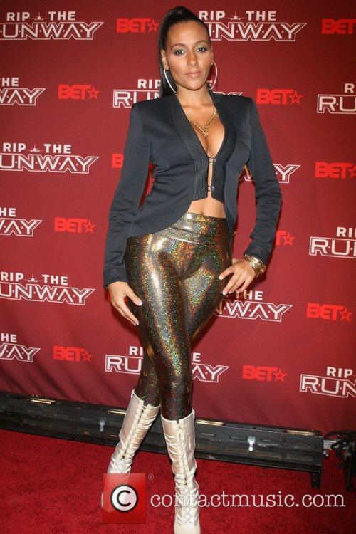 Rita G BET 'Rip the Runway' at the...