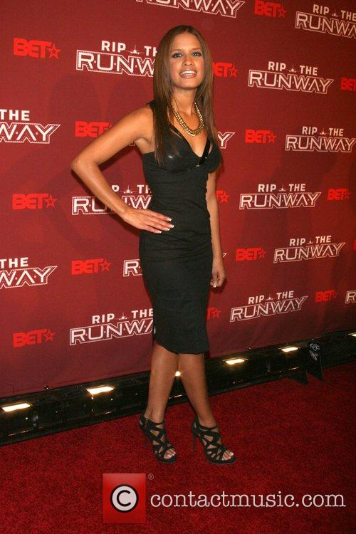Rocsi BET 'Rip the Runway' at the Manhattan...