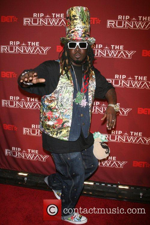 T Pain BET 'Rip the Runway' at the...