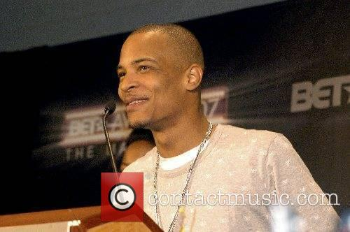 TI BET Awards 2007 Nominee Announcements Hollywood, California