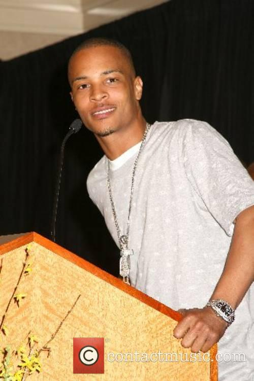 T.I. BET Awards 2007 nominations announcement held at...