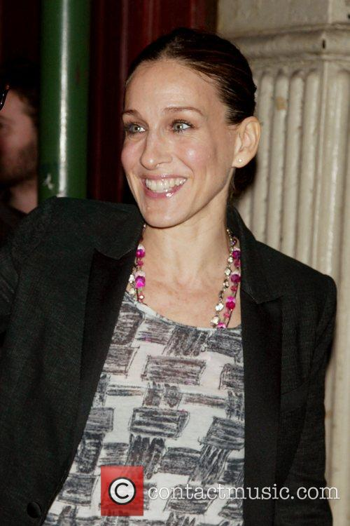 Sarah Jessica Parker & Pippin Parker Opening night...