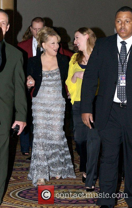 Bette Midler and Her Daughter Sophie Von Haselberg 4