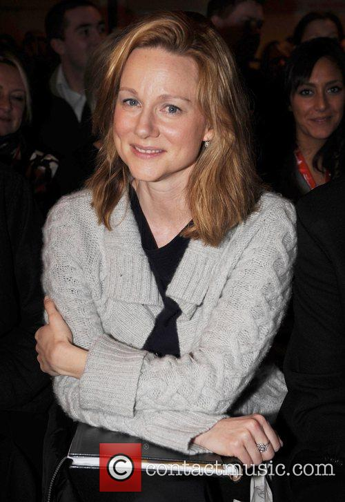 Laura Linney and London Fashion Week 2