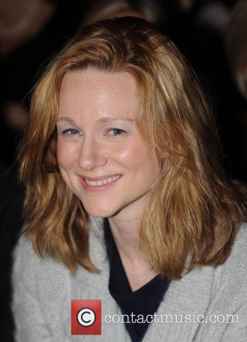 Laura Linney and London Fashion Week 5