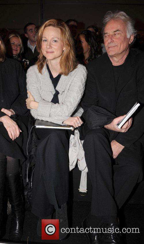 Laura Linney, Sir Richard Eyre and London Fashion Week 4