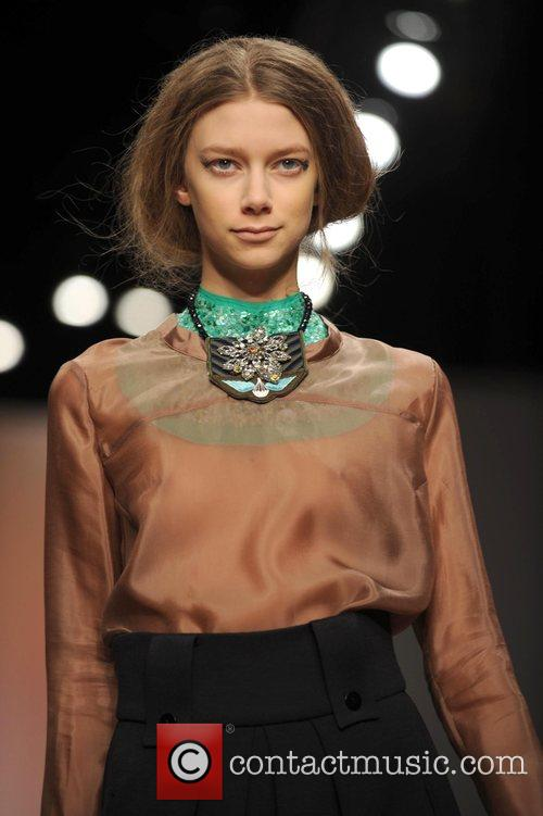 London Fashion Week Autumn/Winter 2008 - Betty Jackson...