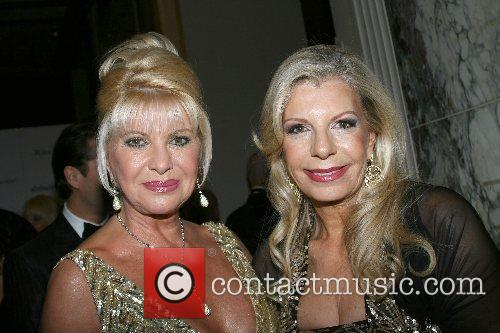 Princess Yasmin Aga Khan, Ivana Trump Bewitch, Bothered...