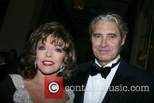 Joan Collins and Michael Nouri Bewitch, Bothered &...