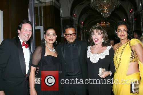 Joan Collins, Percy Gibson, and guests Bewitch, Bothered...