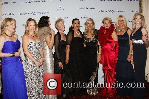 Princess Yasmin Aga Khan and guests Bewitch, Bothered...