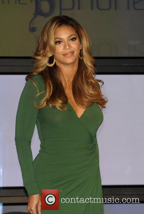 Knowles Beyonce - Beautiful HD Wallpapers