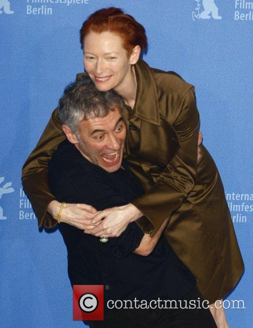 Erick Zonca and Tilda Swinton 1
