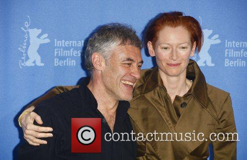 Erick Zonca and Tilda Swinton 2