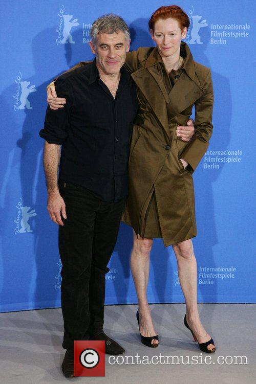 Erick Zonca and Tilda Swinton 4