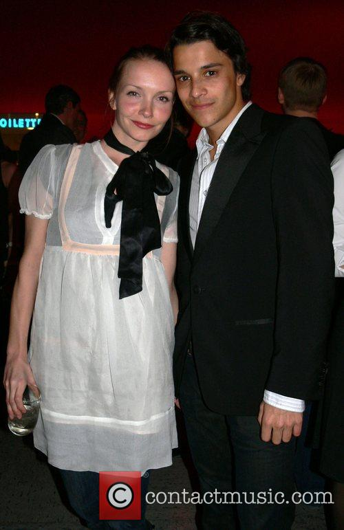 Janin Reinhardt, Kostja Ullmann Mercedes Benz Fashion Week...