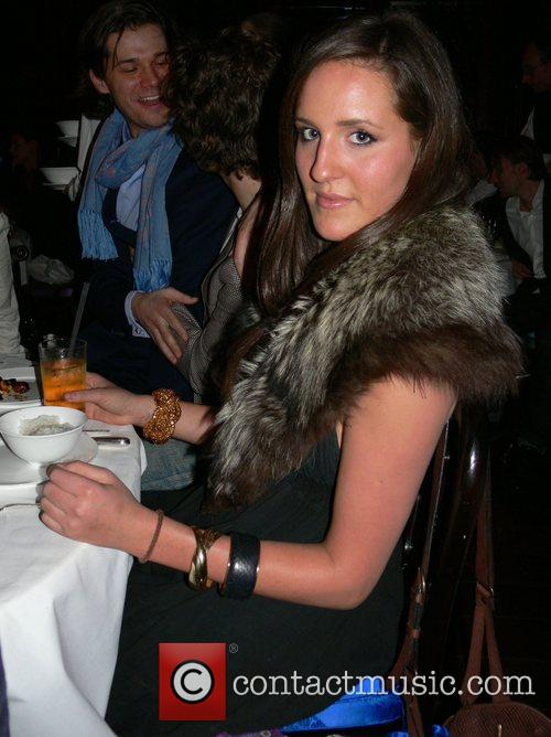 Kate Bellm Mercedes Benz Fashion Week Berlin 2008...