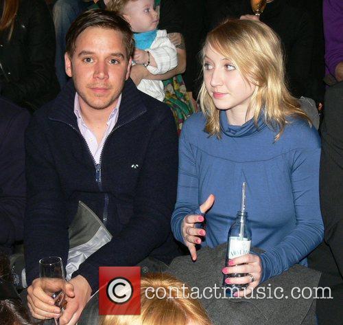 Andreas Muehe, Anna Maria Muehe Mercedes Benz Fashion...