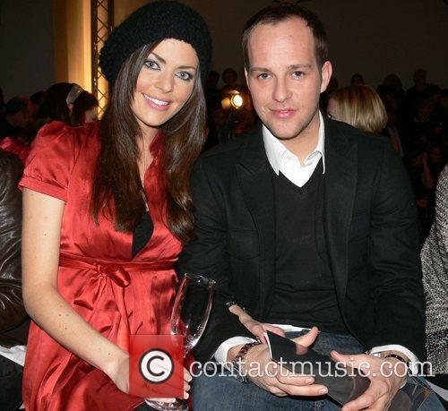 Kate Hall, Ben Mercedes Benz Fashion Week Berlin...