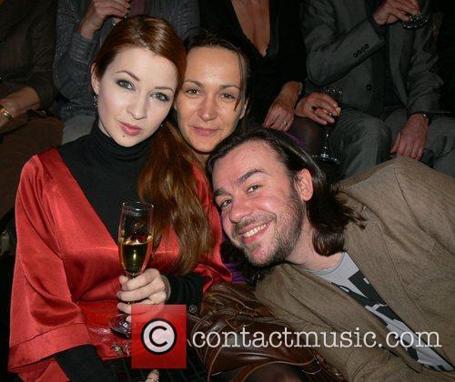 Loretta Stern, Eva, Matti Klemm Mercedes Benz Fashion...