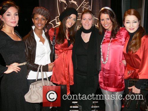 Nadine Warmuth, Dennenesch Zoude, Kate Hall, Loretta Stern,...