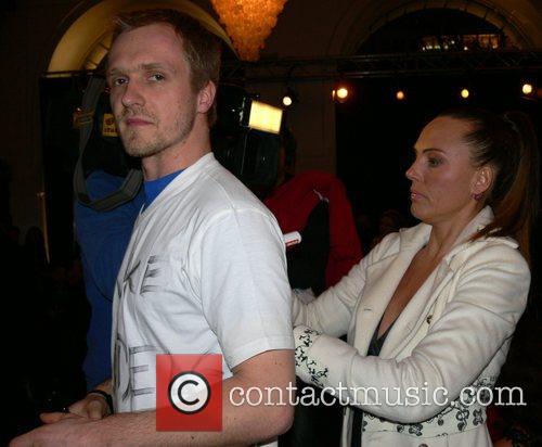 Philipp Hageni, Natascha Ochsenknecht Mercedes Benz Fashion Week...