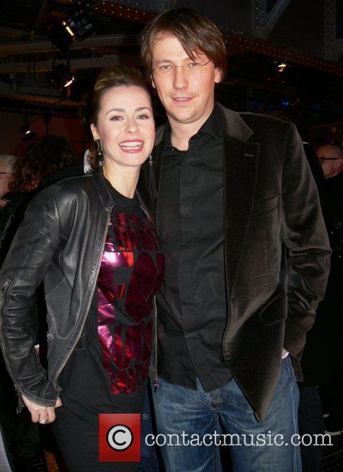 Bettina Cramer, her husband Michael Cramer Mercedes Benz...