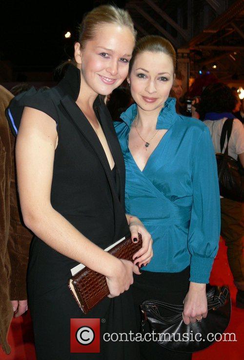 Esther Seibt, Loretta Stern Mercedes Benz Fashion Week...