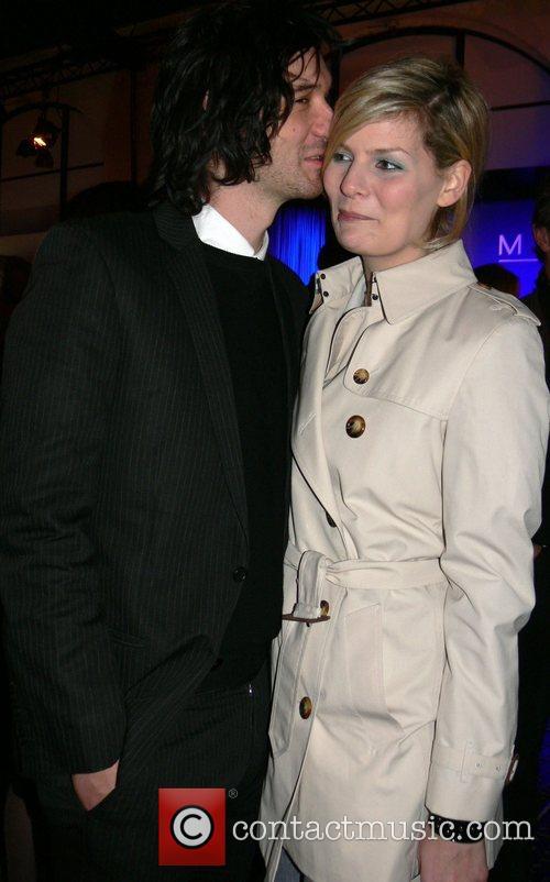 Eva Briegel, her boyfriend Andy Penn Mercedes Benz...