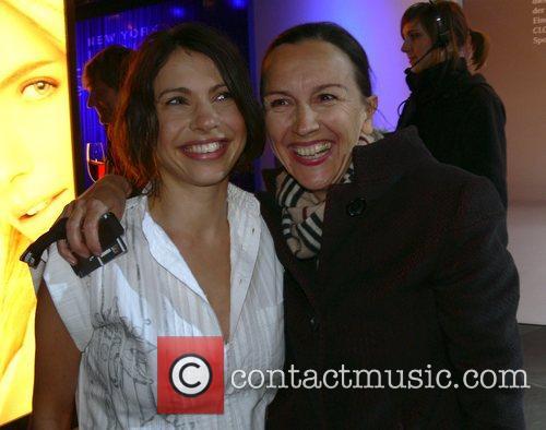 Jana Pallaske, Gabriele Binder Mercedes Benz Fashion Week...