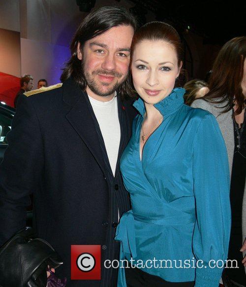 Matti Klemm, Loretta Stern Mercedes Benz Fashion Week...
